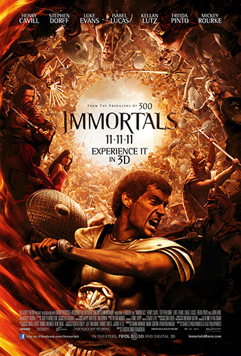 Watch Immortals Online