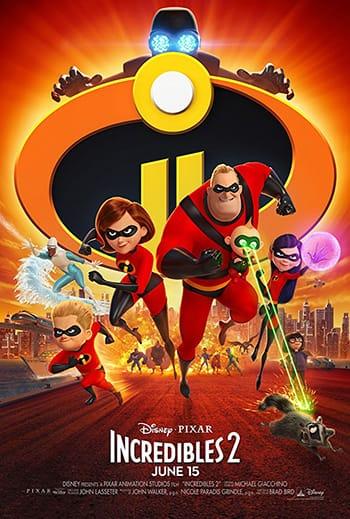 Watch Incredibles 2 Online