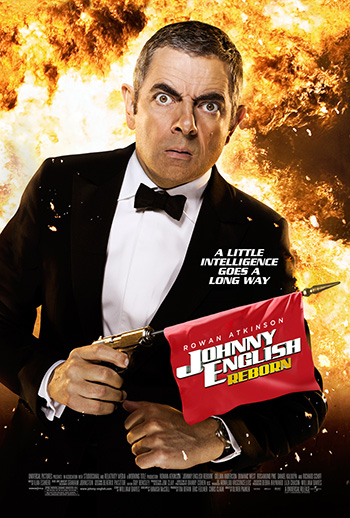 Watch Johnny English Reborn ...