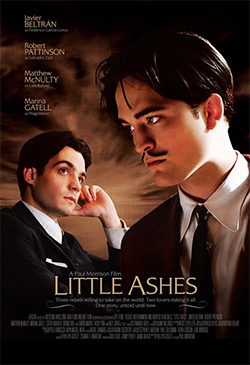 Watch Little Ashes Online Free
