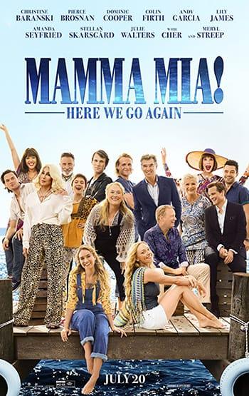 Watch Mamma Mia! Here We Go ...