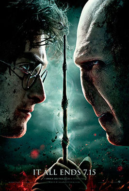 Watch Harry Potter and the Deathly Hallows pt 2